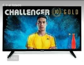 Televisor de 32 P Challenger Led Tdt2 Us