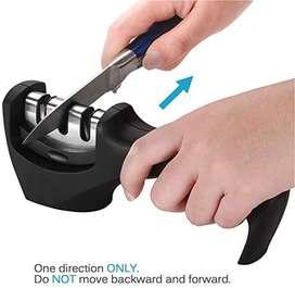 Afilador para todo tipo de cuchillos, de Cocina Fácil manejo disponible para entrega Inmediata