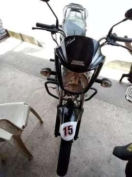 Vendo moto splendor 100