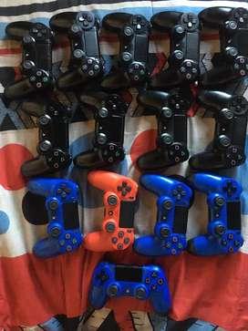Controles originales de playstation 4