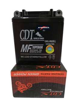 Batería para Yamaha DT 125