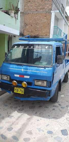 Camioncito kia bongo