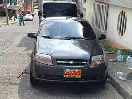 Vendo Chevrolet Aveo Sedan en Pereira