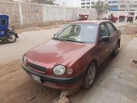 Auto Corolla Glp/Gasolina