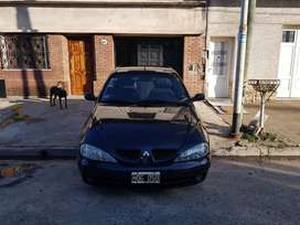 RENAULT MEGANE 1.6 FULL AUTHENTIQUE CON GNC DOCUMENTACION AL DIA