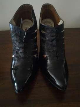Zapatos Cuero Dama Nuevos para Estrenar