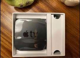 Apple tv serie 4 poco uso impecable