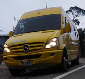 MICROBÚS MERCEDES BENZ SPRINTER 515 2014