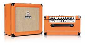 Amplificador de guitarra orange crush 35rt
