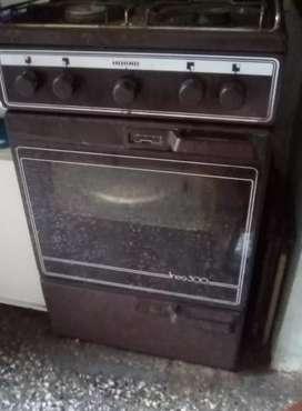 Vendo cocina Orbis línea 500 a $4.000