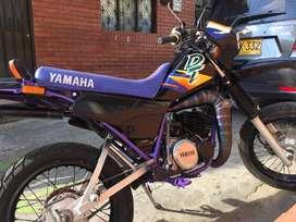 Dt 125 Yamaha Dt 125