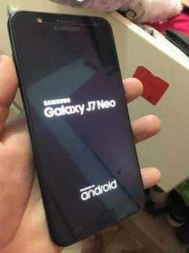 Samsung Galaxy J7 NEO + AirPods