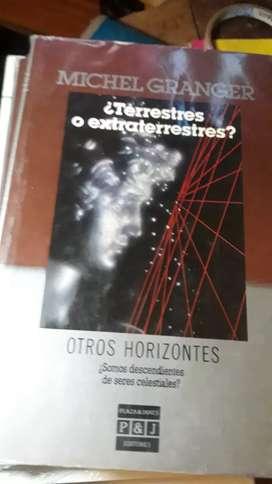 TERRESTRES O EXTRATERRESTRES (usado)