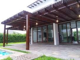 techos de madera sg