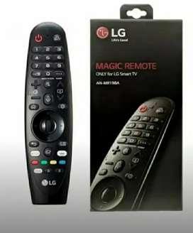 CONTROL MAGIC LG MR-19BA. REMOTO.