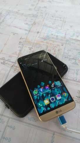 Vendo o permuto LG G5 Dorado Dual