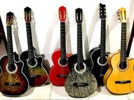 Guitarras Acusticas Diseños Exclusivos!!