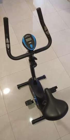 Bicicleta fija magnética Randers Nueva