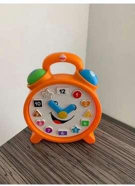 Vendo reloj fisher price