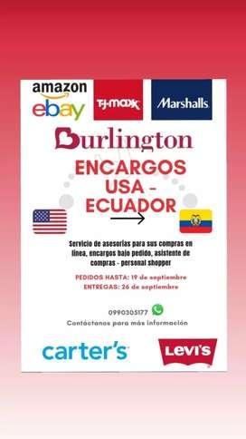 USA a Ecuador