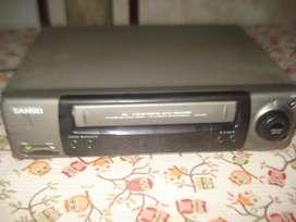 Videograbadora Sansui Vcr 4001 Solo Para Usar De Conversor