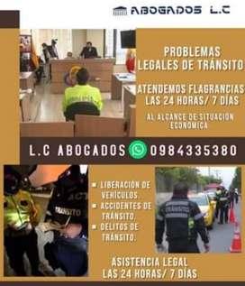 ABOGADOS DE TRÁNSITO