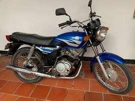 Moto Yamaha Libero 125 En Muy Buen Estado Modelo 2011