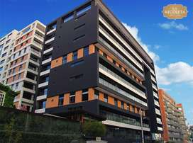 Vendo Oficina en Pleno Centro Financiero de Quito, Edif. La Recoleta de U & S, S1