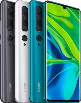 Xiaomi Mi Note 10 Libres Nuevos 4G Funda Global Gtia Tmb Pro