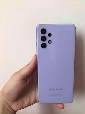 Samsung a 32, con 6 meses de uso