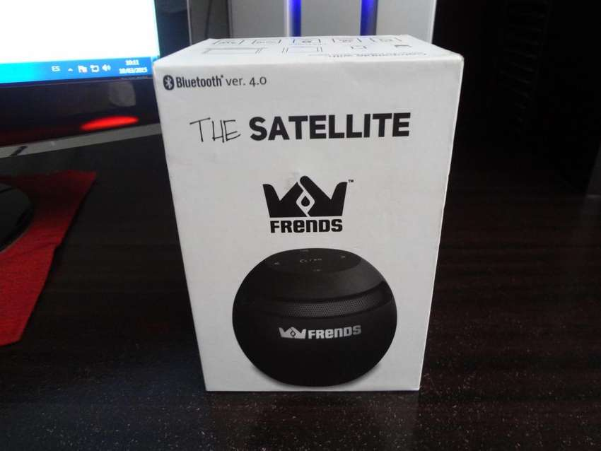 parlante bluetooth 4.0 frends the satellite 0