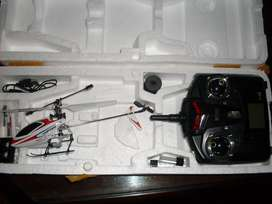HELICOPTERO R/C WLTOYS MOD.V911-4CH NUEVO