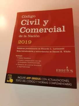 Codigo Civil y Comercial 2019