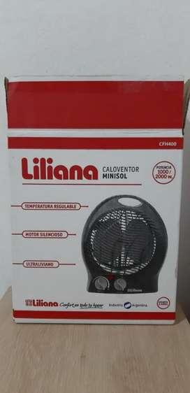 Caloventor Aire Caliente O Ventilador