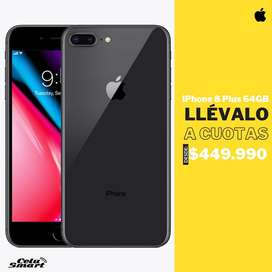 iPhone 8 Plus 64GB (Nuevo)