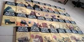 Colección 34 libros Agatha Christie