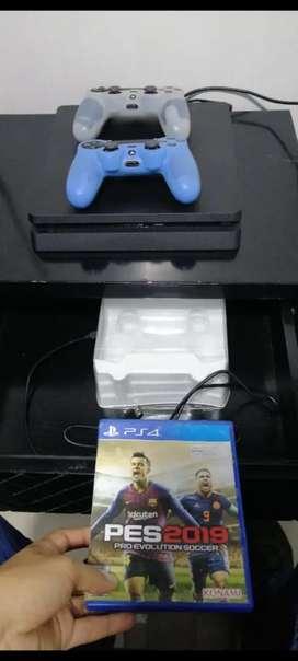 Vendo PlayStation 4 como nuevo