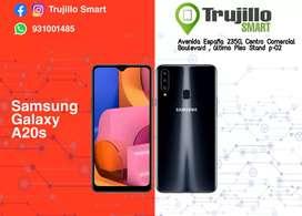 Samsung Galaxy A20s 32 GB Tienda Física