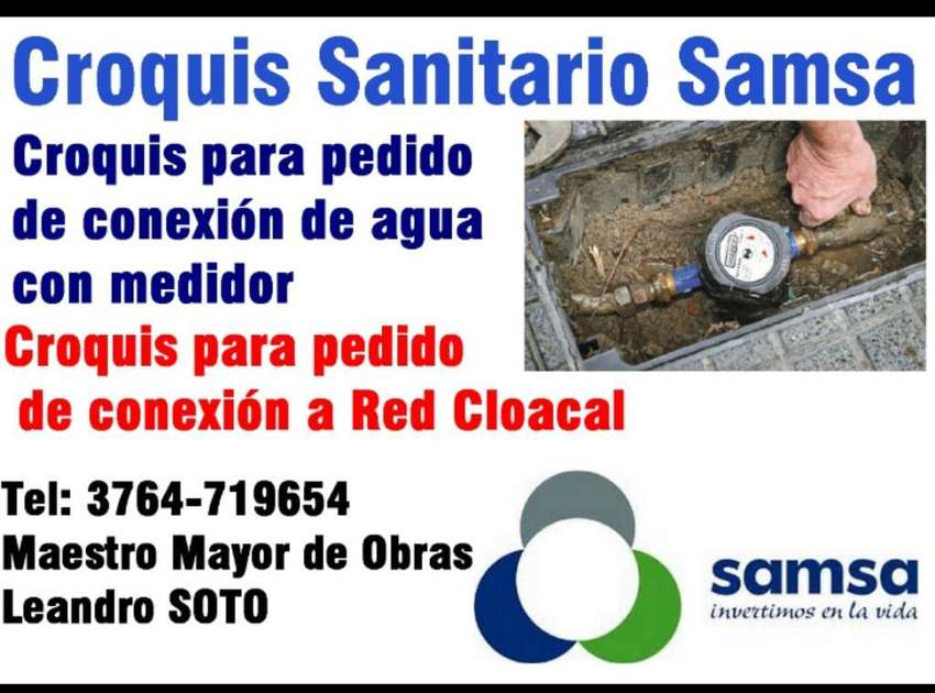 Croquis Samsa para Agua O Cloaca 0