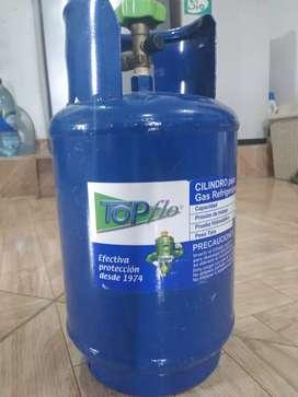 Pipeta para gas refrigerante 5 Kg. Super nueva excelente condiciones