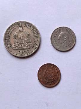 Honduras monedas