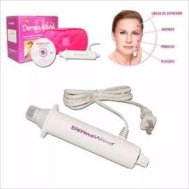 Masajeador facial para arrugas y acne