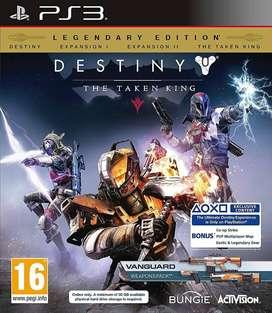 Destiny - Edicion Legendaria - PS3 - Nuevo Sellado