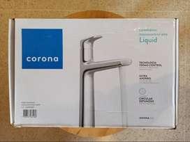 Grifería para Lavamanos Monocontrol Liquid