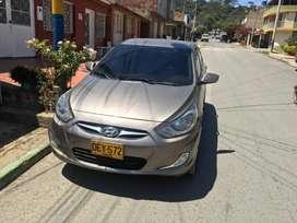 Se vende hermoso hyundai i25 2012