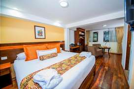 Traspaso Hotel Boutique en Cusco, San Blas