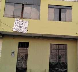 Se  alquila Casa y/o Local en Castilla