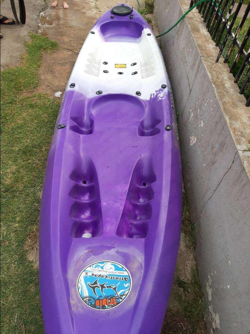 Kayak atlantikayak triplo 0