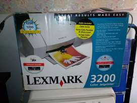 Impresora de escritorio Lexmark 3200