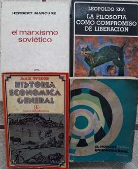 Libros de filosofía